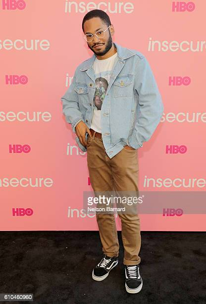 Musician Kaytranada attends HBO's 'Insecure' Block Party on September 25 2016 in Brooklyn New York