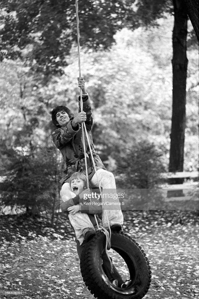 Keith Richards, Ken Regan Archive, 1977