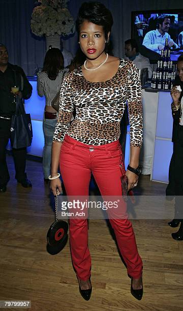 """Musician Kelis at the """"Vail Hold'Em Poker Event for Your Cause"""" hosted by Mario Lopez, on October 16 at The Altman Building in New York City."""