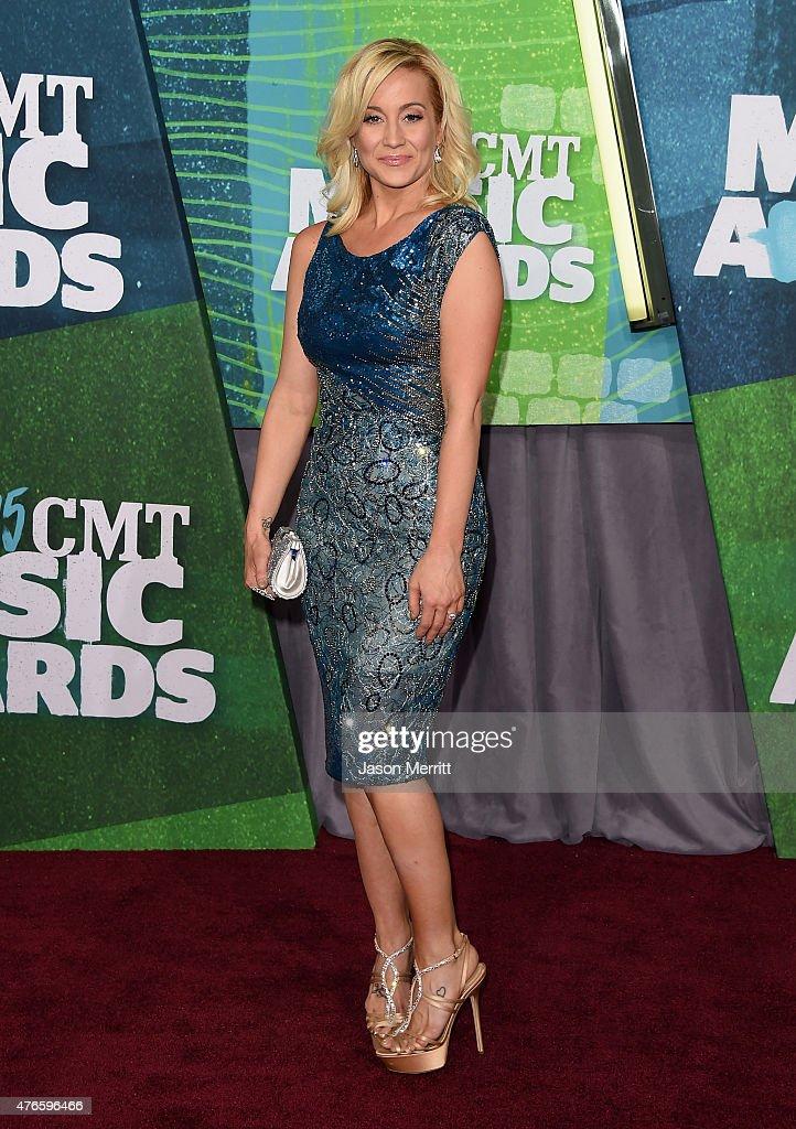 2015 CMT Music Awards - Arrivals : News Photo