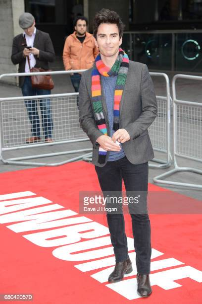 Musician Kelly Jones attends the 'Jawbone' UK premiere at BFI Southbank on May 8 2017 in London United Kingdom