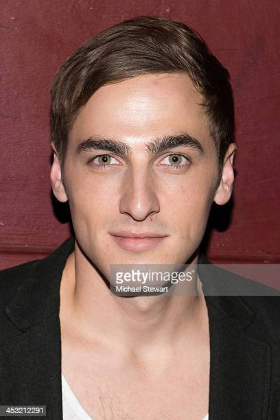Musician Kendall Schmidt attends Heffron Drive in concert at Webster Hall on December 2 2013 in New York City