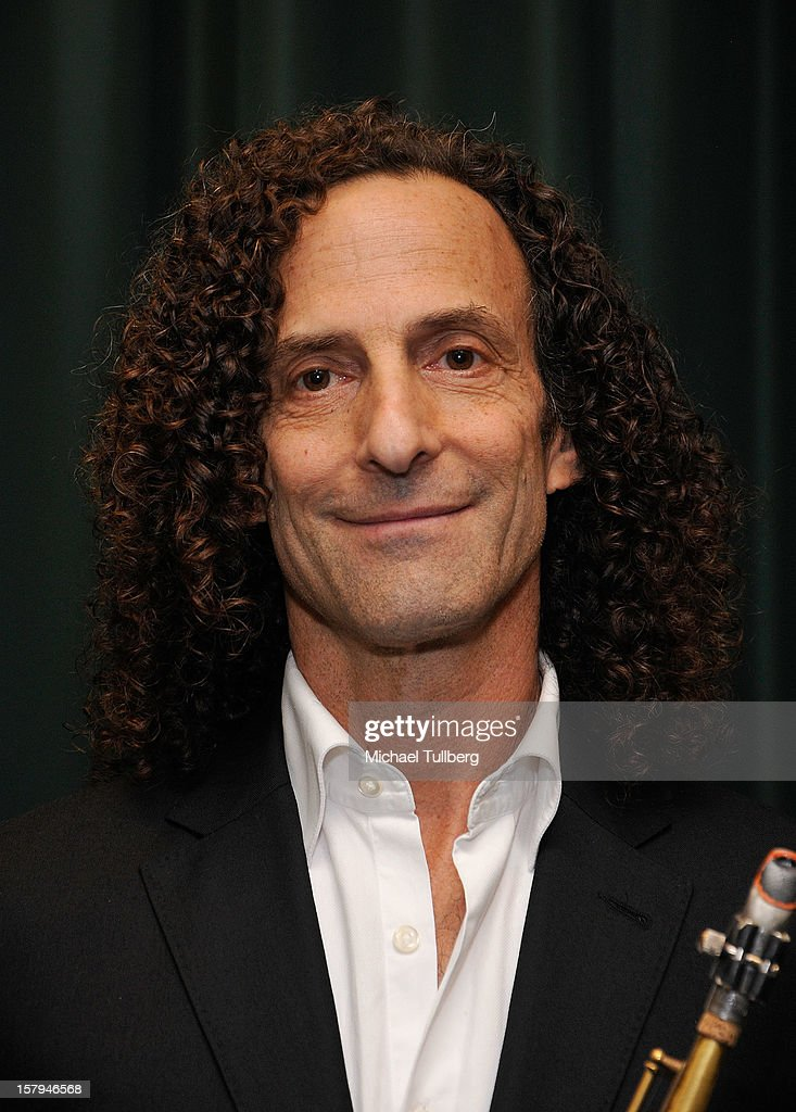 Kenny G Christmas.Musician Kenny G Attends A Reading Of The New Christmas