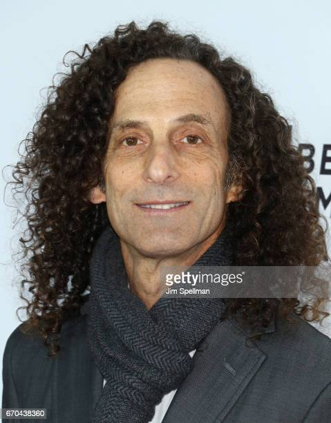 Musician Kenny G attends the 2017 Tribeca Film Festival 'Clive Davis The Soundtrack Of Our Lives' world premiere opening night at Radio City Music...