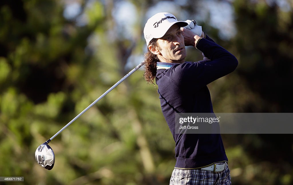 AT&T Pebble Beach National Pro-Am - Round Two : News Photo