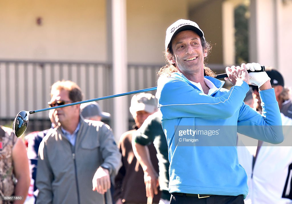 AT&T Pebble Beach Pro-Am Golf Tournament - 3M Celebrity Challenge : News Photo