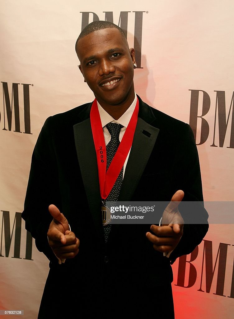 Musician Kevin Lyttle arrives at the 54th Annual BMI Pop Awards at the Regent Beverly Wilshire Hotel on May 16, 2006 in Beverly Hills, California.