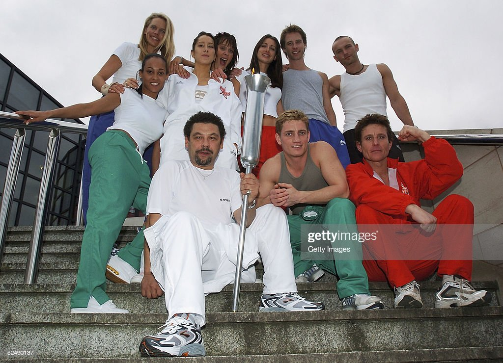 The Games 2005 - Launch, Swimming & Diving : News Photo