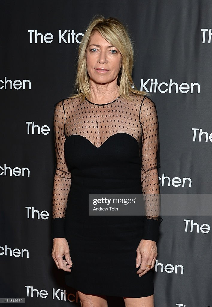 Musician Kim Gordon attends The Kitchen's Spring 2015 Gala at Cipriani Wall Street on May 21, 2015 in New York City.