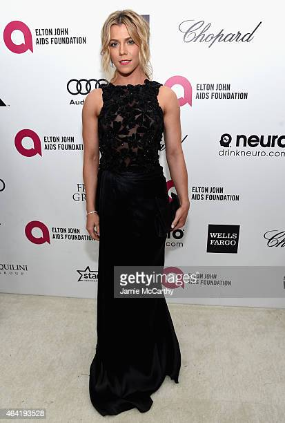Musician Kimberly Perry attends the 23rd Annual Elton John AIDS Foundation Academy Awards Viewing Party on February 22 2015 in Los Angeles California