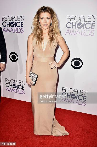 Musician Kimberly Perry of The Band Perry attends The 41st Annual People's Choice Awards at Nokia Theatre LA Live on January 7 2015 in Los Angeles...