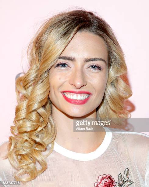 Musician Kirsten Collins attends SHOWPO US Launch Party At Neuehouse Hollywood at NeueHouse Hollywood on August 24 2017 in Los Angeles California