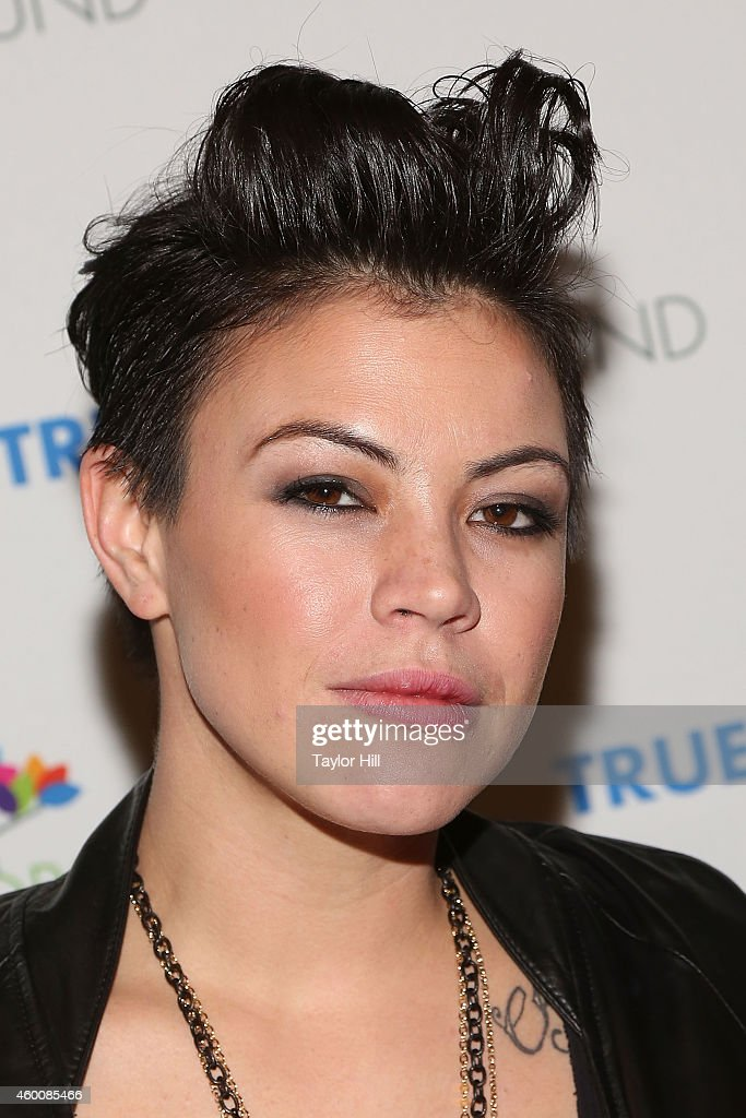 Musician Kiyomi McCloskey Of The Band Hunter Valentine Attend Cyndi  Lauperu0027s 4th Annual Home For The