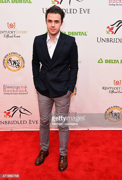 Musician Kris Allen attends the 141st Kentucky Derby Unbridled Eve Gala at Galt House Hotel Suites on May 1 2015 in Louisville Kentucky