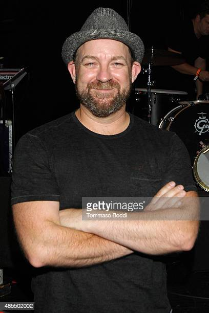 Musician Kristian Bush performs at The Troubadour on August 27 2015 in Los Angeles California