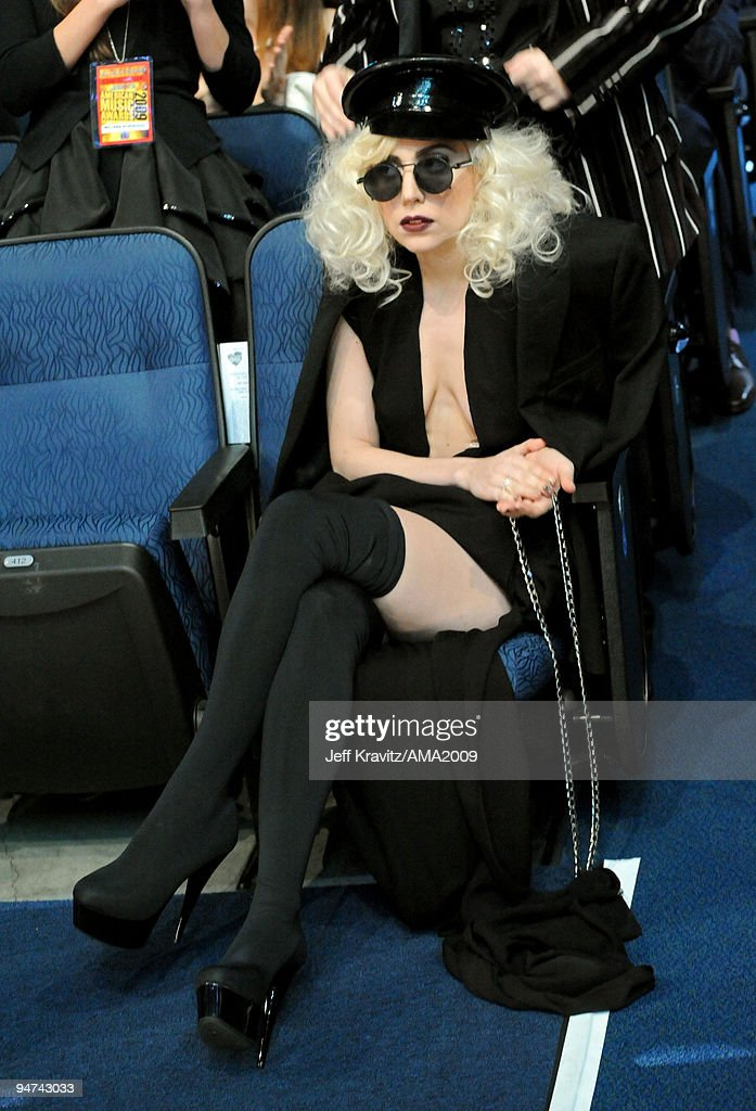 musician-lady-gaga-attends-the-2009-amer