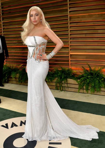 CA: 2014 Vanity Fair Oscar Party Hosted By Graydon Carter - Roaming Arrivals