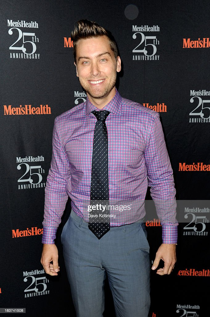 Men's Health Celebrates 25th Anniversary At Isola At Mondrian SoHo : News Photo
