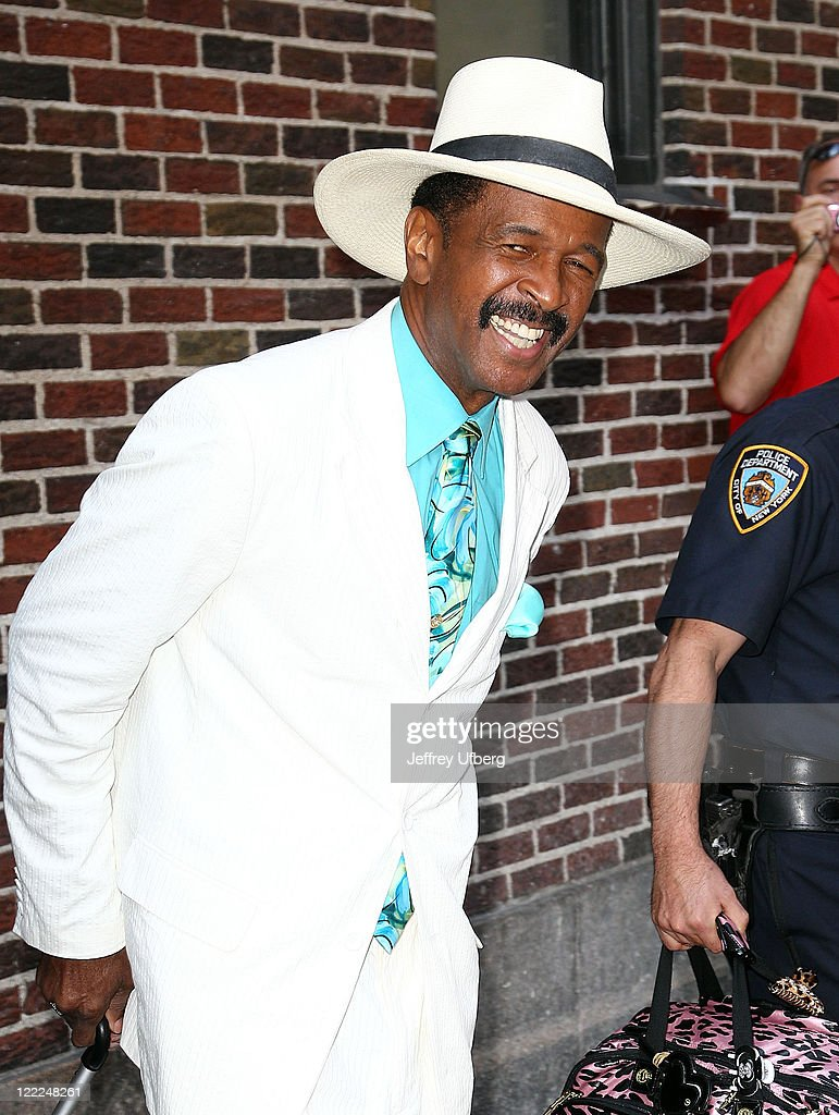 """Celebrities Visit """"Late Show With David Letterman"""" - June 15, 2010"""