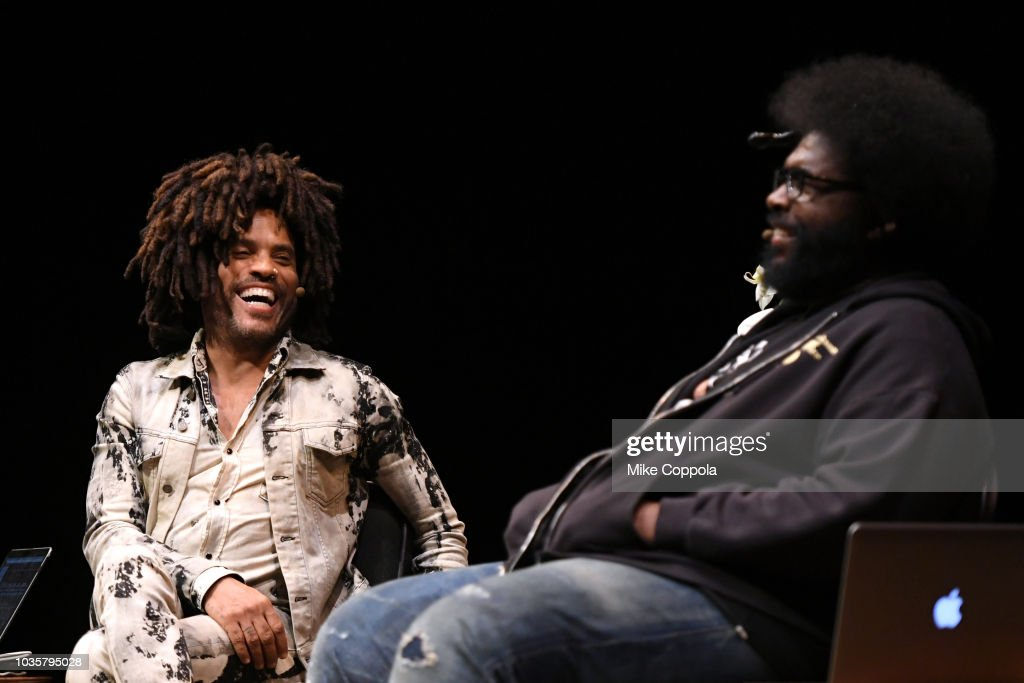 An Evening With Lenny Kravitz With Guest Host Questlove