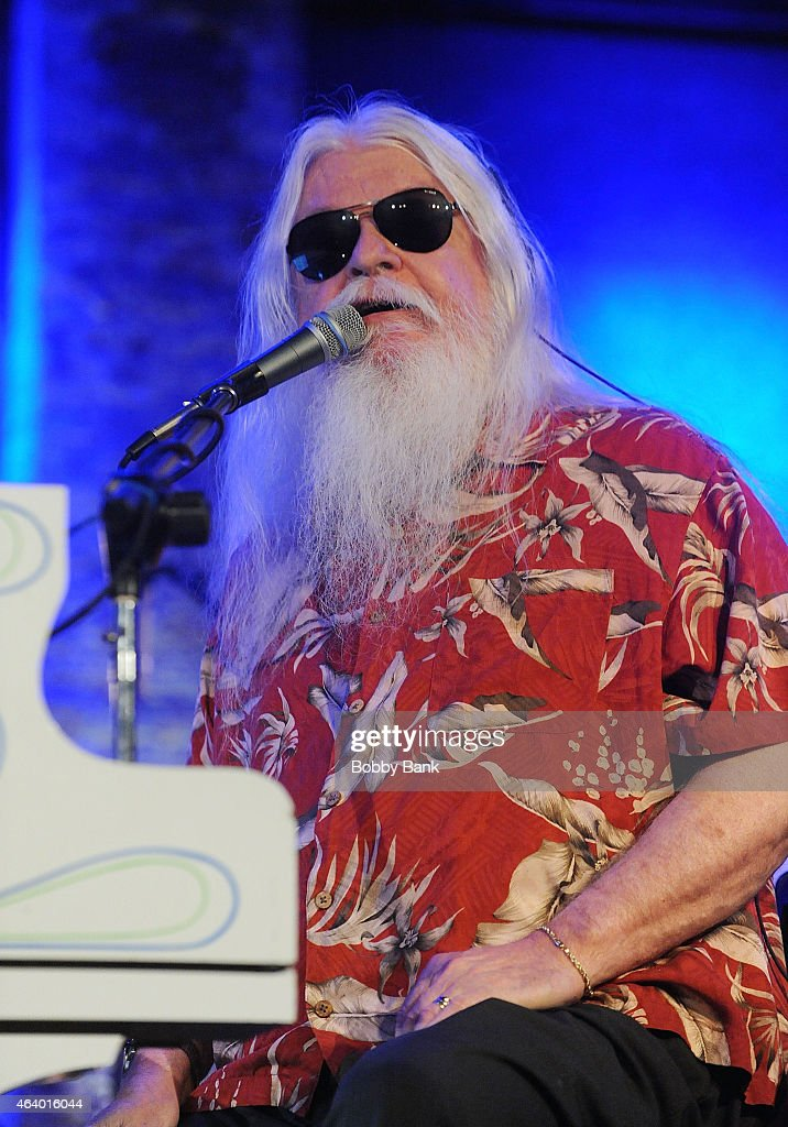 Leon Russell In Concert - New York, NY