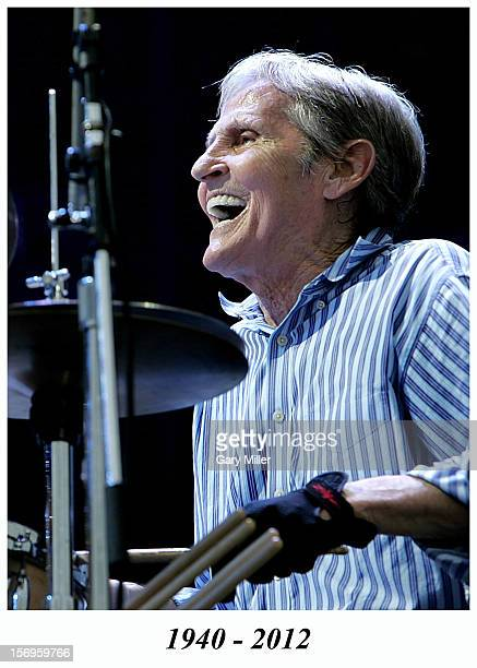 Musician Levon Helm performs during the Austin City Limits Music Festival at Zilker Park on October 3, 2009 in Austin, Texas. Levon Helm died in 2012.