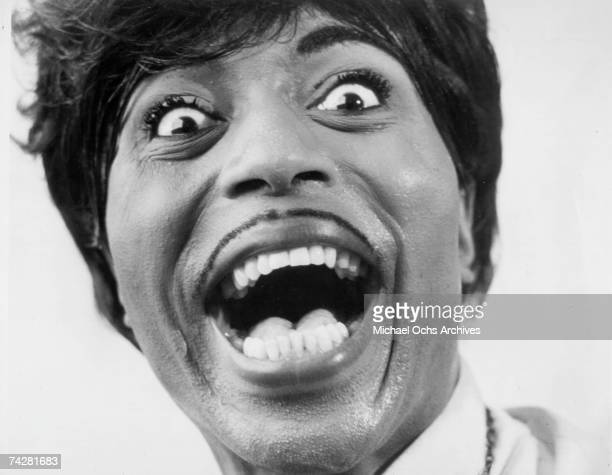 Musician Little Richard poses for a portait in circa 1967.