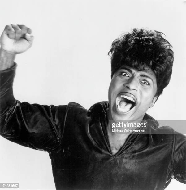 Musician Little Richard poses for a portrait in circa 1967.