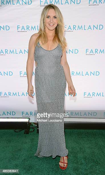 Musician Liz Phair attends the Private New York Premiere of Farmland by Academy AwardWinning Director James Moll during the Tribeca Film Festivalat...