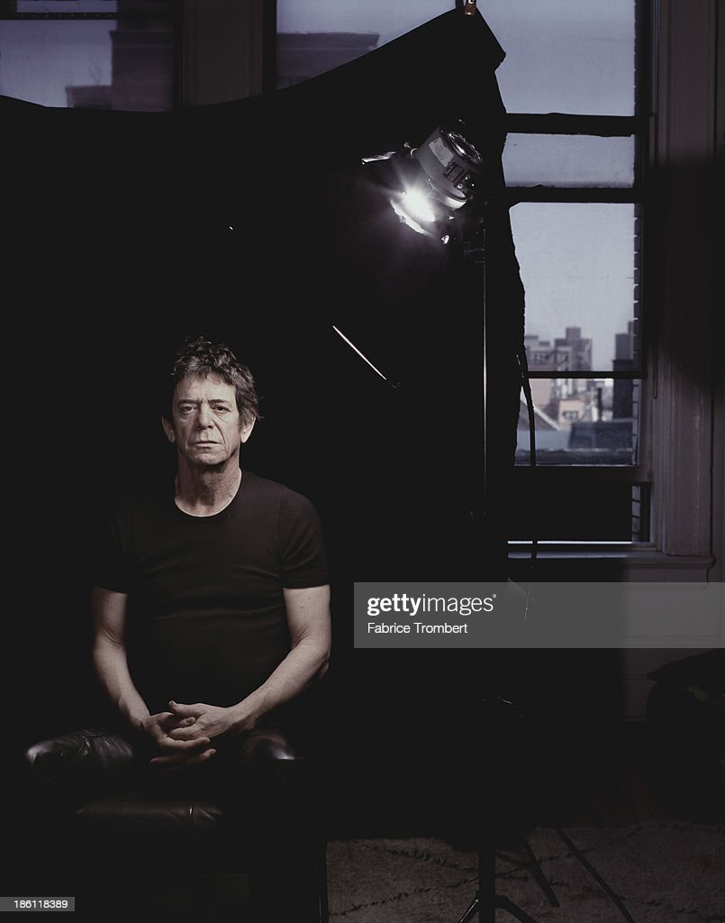 Lou Reed, Venice Magazine, September 2003