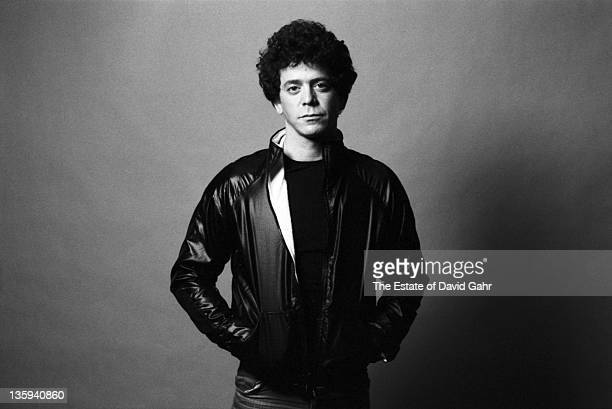 Musician Lou Reed poses for a portrait in May 1980 in New York City New York