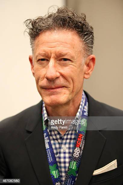 Musician Lyle Lovett attends 'Chet Flippo Texas' Finest Music Journalist' during the 2015 SXSW Music Film Interactive Festival at Austin Convention...