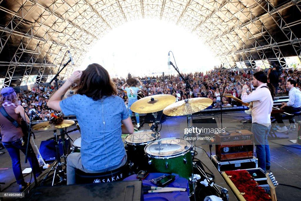 2017 Stagecoach California's Country Music Festival - Day 2 : Foto jornalística