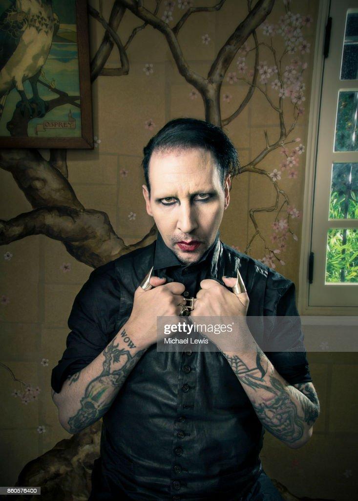Marilyn Manson, NY Times, January 15, 2015