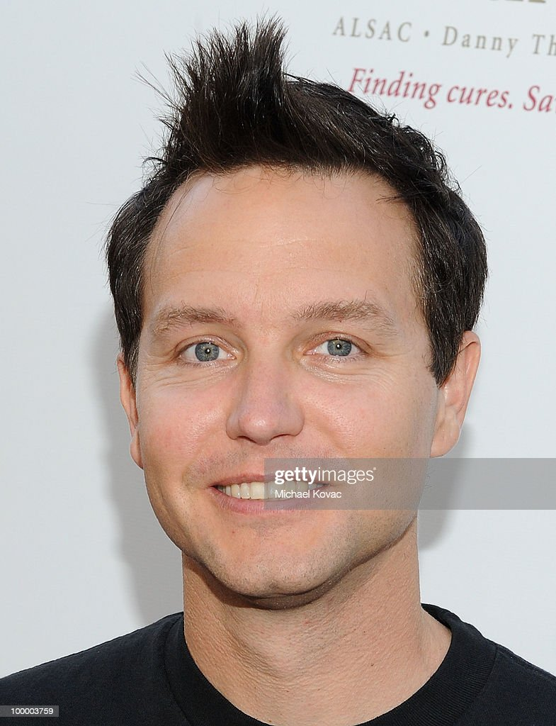 Musician Mark Hoppus arrives at 'The Empire Strikes Back' 30th Anniversary Charity Screening Event at ArcLight Cinemas on May 19, 2010 in Hollywood, California.