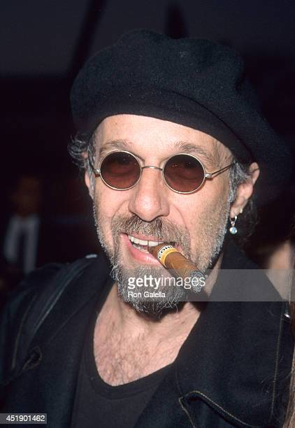 Musician Mark Hudson attends the Clubland Beverly Hills Premiere on April 12 1999 at the Cecchi Gori Fine Arts Theatre in Beverly Hills California