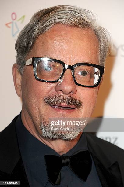 Musician Mark Mothersbaugh arrives at The Art of Elysium's 7th Annual HEAVEN Gala presented by Mercedes-Benz at Skirball Cultural Center on January...