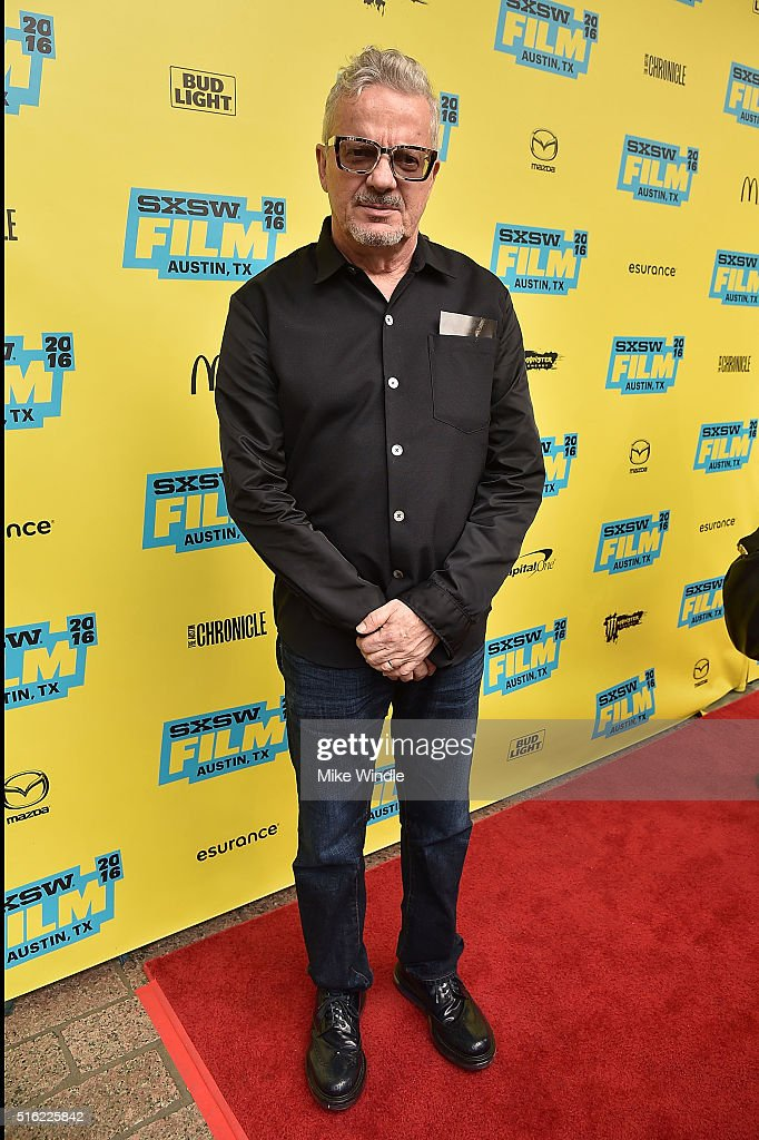 Musician Mark Mothersbaugh attends the premiere of 'Pee-wee's Big Holiday' during the 2016 SXSW Music, Film + Interactive Festival at Paramount Theatre on March 17, 2016 in Austin, Texas.