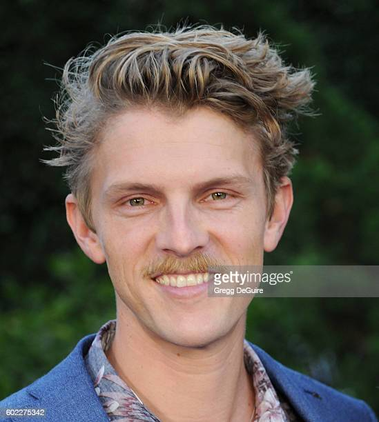 Musician Mark Pontius of Foster The People arrives at Mercy For Animals Hidden Heroes Gala 2016 at Vibiana on September 10, 2016 in Los Angeles,...