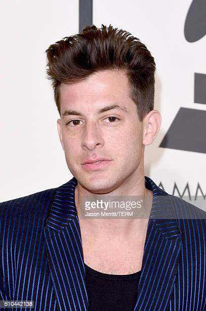 Musician Mark Ronson attends The 58th GRAMMY Awards at Staples Center on February 15 2016 in Los Angeles California