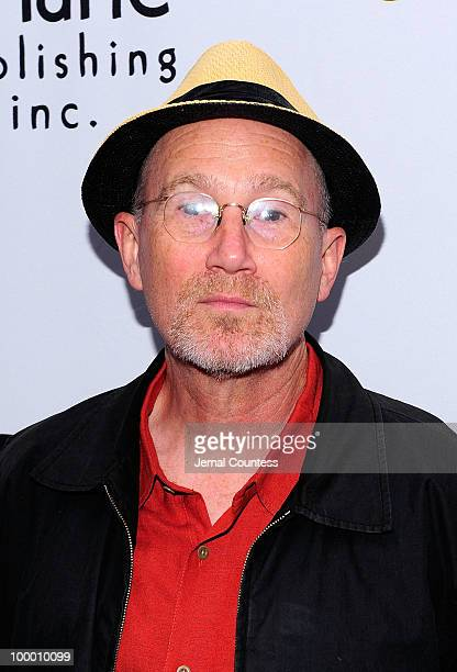 Musician Marshall Crenshaw poses on the red carpet at the Cherry Lane Music Publishing's 50th Anniversary celebration at Brooklyn Bowl in Brooklyn on...