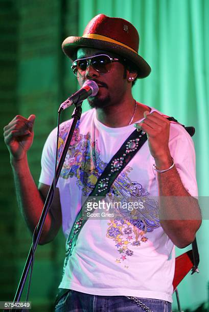 Musician Martin Luther performs at the Tribeca/ASCAP Music Lounge at the Canal Room May 5 2006 in New York City
