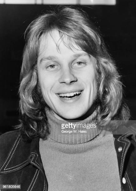 Australian pop singer Peter Doyle of the New Seekers 7th February 1972