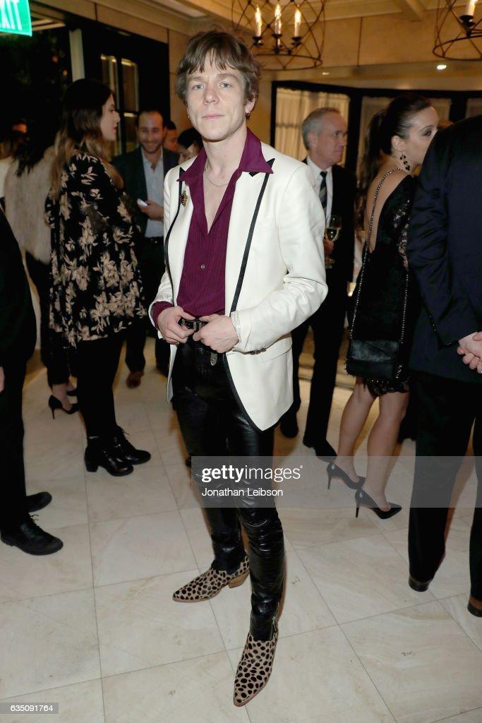 Sony Music Entertainment 2017 Post-Grammy Reception : News Photo
