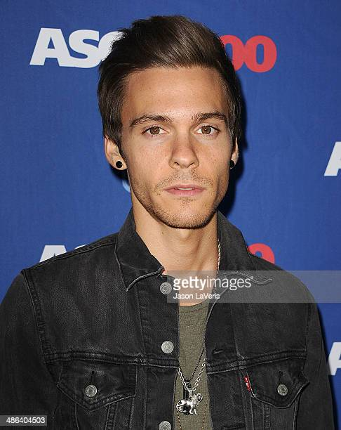 Musician Matthew Koma attends the 31st annual ASCAP Pop Music Awards at The Ray Dolby Ballroom at Hollywood Highland Center on April 23 2014 in...