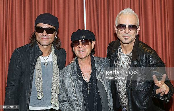 Scorpions Band Members Stock Pictures, Royalty-free Photos & Images