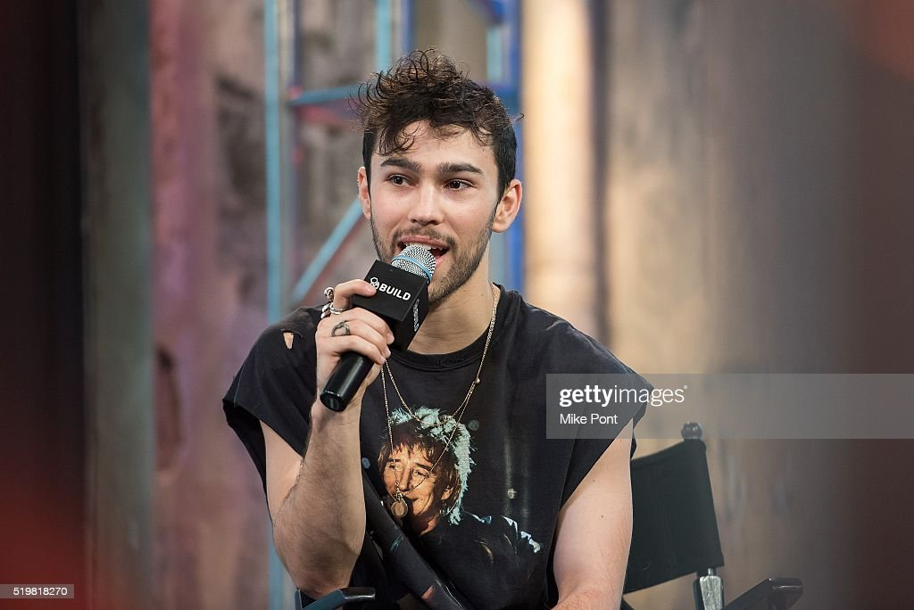 Musician Max Attends The Aol Build Speaker Series To Discuss
