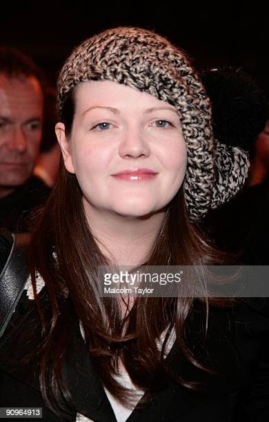 Musician Meg White attends the The White Stripes Under Great White Northern Lights screening held at Elign Theatre during the 2009 Toronto...