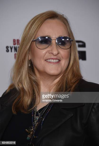 Musician Melissa Etheridge arrives at the Primary Wave 11th Annual Pre-GRAMMY Party at The London West Hollywood on February 11, 2017 in West...