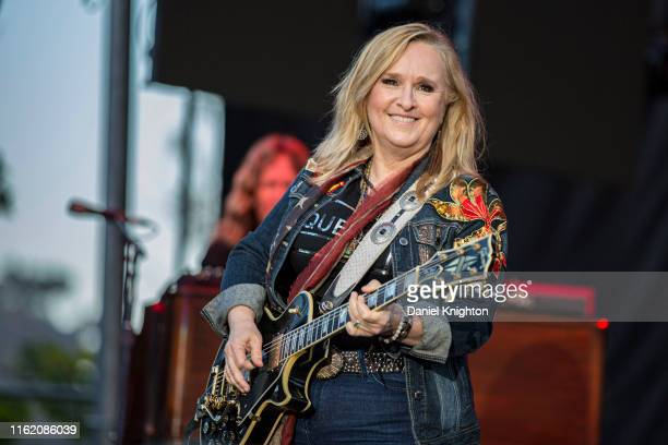 Musician Melissa Etheridge performs on stage at San Diego Pride Festival 2019 on July 14 2019 in San Diego California